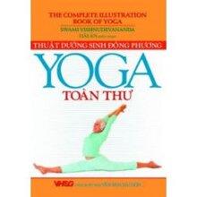 Yoga toàn thư - Thuật dưỡng sinh Đông phương - Hải Ân