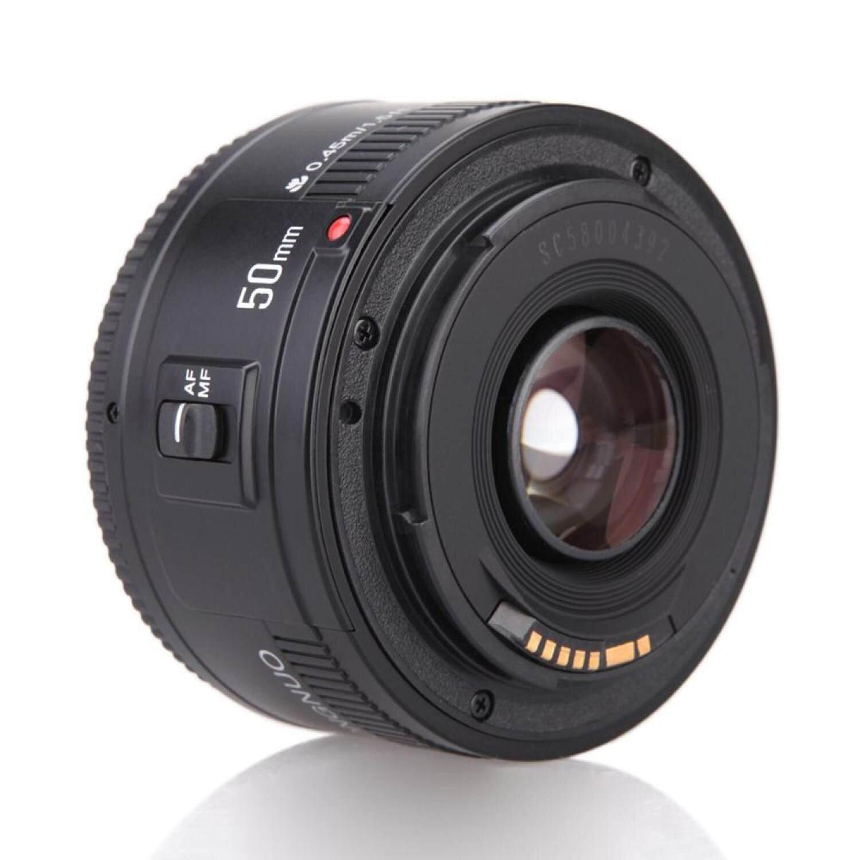 Ống kính Canon EF 50mm F1.8 USM II